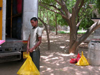 Activities of Blue Cross of India: Medical Waste Disposal